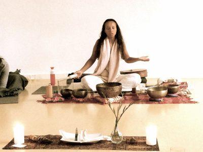 Sound Healing Singing Bowls by Patricia Pattinama