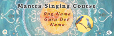 Mantra singing course by patricia pattinama