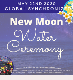 Global Synchronized Water Ceremony