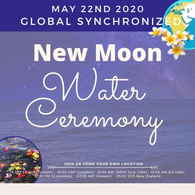 Global Synchronized Water Ceremony