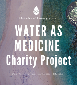Water Medicine Charity Project