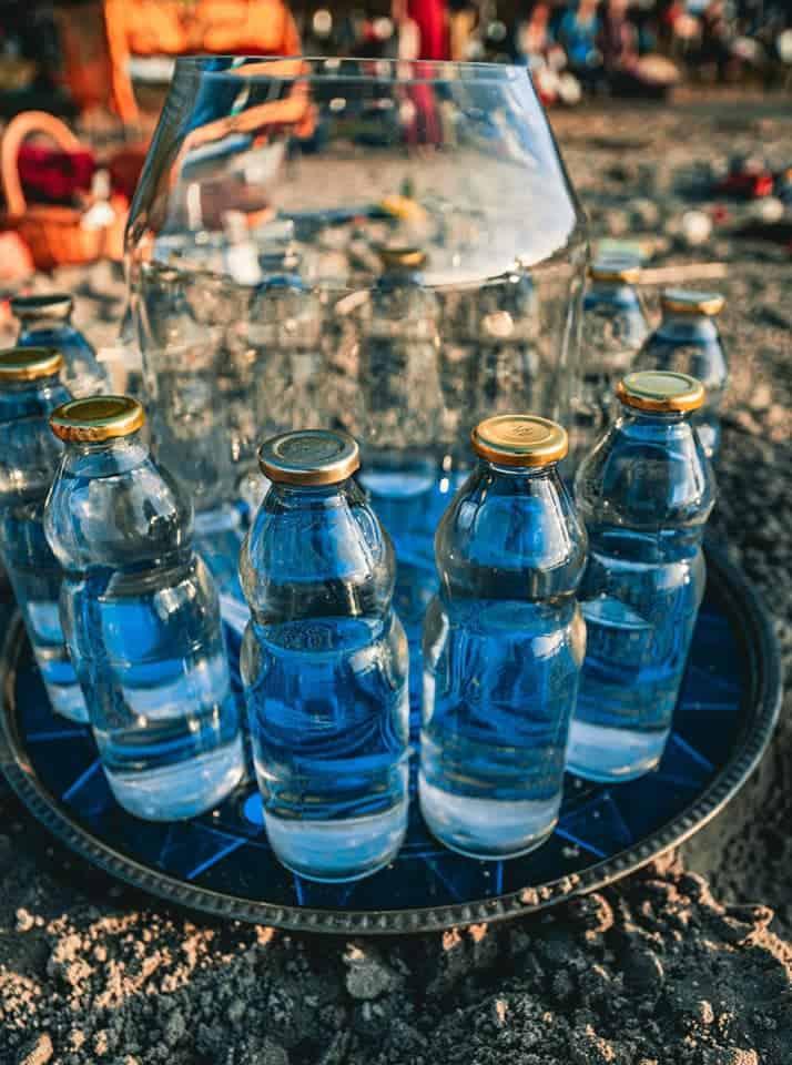 Equinox Solstice Water Ceremony