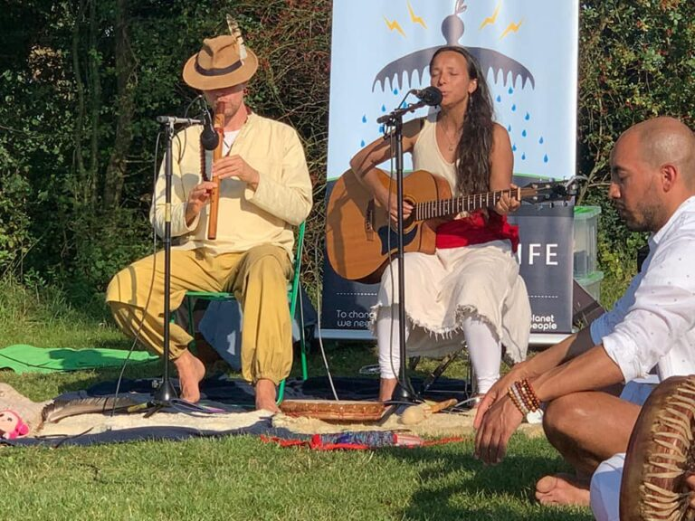 Water Songs tijdens Equinox Water Ceremonie 2021 kopie