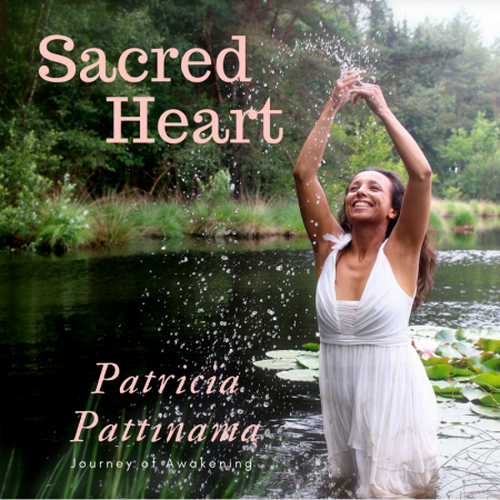 Sacred Heart - Patricia Pattinama Pre Sale Cover